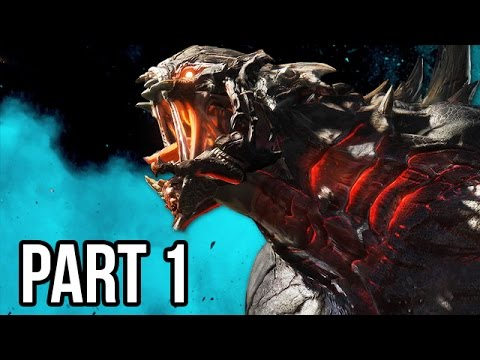 evolve gameplay