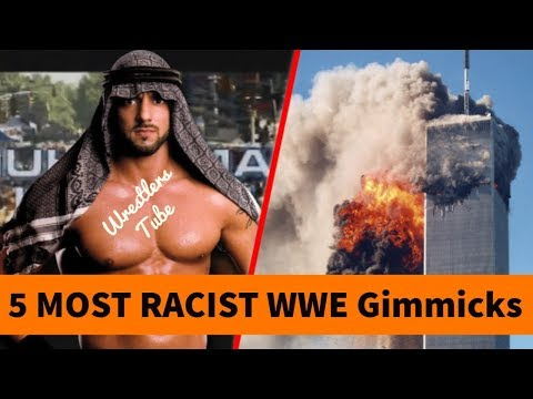 5 Most Racist Wwe Gimmicks | Steve Austin | Muhammad Hassan | By Wrestlers Tube