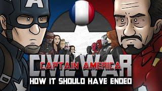 Video Comment Captain America: Civil War aurait dû finir MP3, 3GP, MP4, WEBM, AVI, FLV Juli 2018