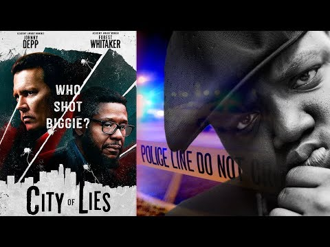 The Controversy Behind Johnny Depp's City of Lies