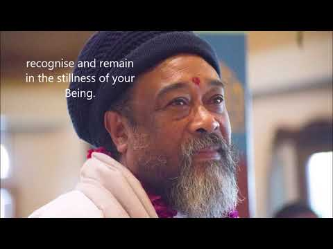 Mooji Quotes: All of Our Thinking and Delusions Are of This World