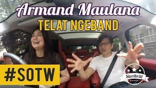 Video Selebriti On The Way Luna Maya & Armand Maulana #1: Telat ngeband MP3, 3GP, MP4, WEBM, AVI, FLV Juni 2018