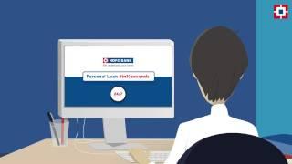Hdfc offer personal loan in 10 sec t/c apply
