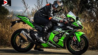 7. Kawasaki ZX10R Review Best Value for Money Superbike #Bikes@Dinos
