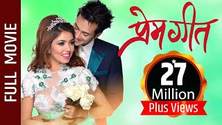 New Nepali Movie  PREM GEET Full Movie  Latest Nepali Movie 2016  Pooja SharmaPradeep Khadka