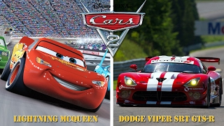 Video Cars 2 Characters In Real Life MP3, 3GP, MP4, WEBM, AVI, FLV April 2018