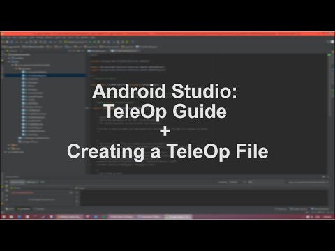 Ftc Programming Tutorial 1 Setting Up Android Studio Team 701