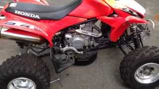 9. How To Change Transmission Fluid Oil Honda TRX 450R