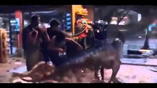 Jurassic World Re-Scored: Rexy & Blue vs Indominus {HTTYD 2 OST: Battle of the Bewilderbeast} full download video download mp3 download music download