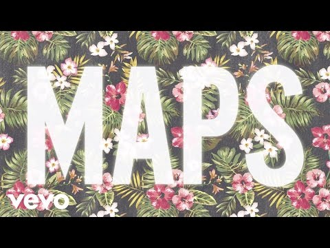 Maroon 5 – Maps (Audio)