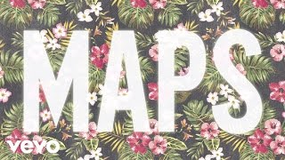 Maroon 5 - Maps (Audio)