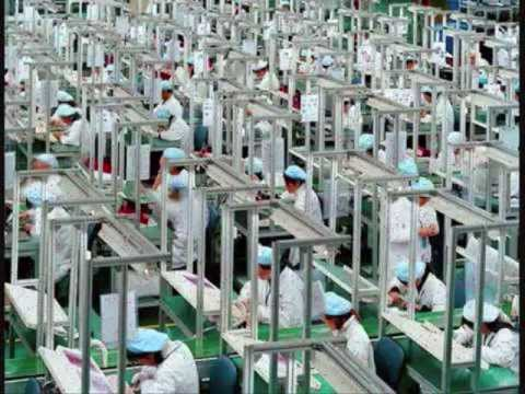 Your IPhone is made in a Sweatshop in China!!!