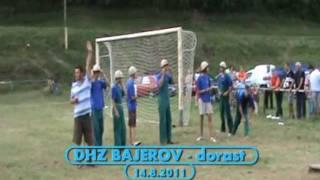 DHZ BAJEROV - dorast - 14.8.2011 v Bajerove