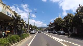Ulladulla Australia  City pictures : Driving timelapse from Engadine to Ulladulla in NSW, Australia. 20 December 2014