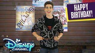 Happy Birthday Cameron Boyce! | Disney Channel