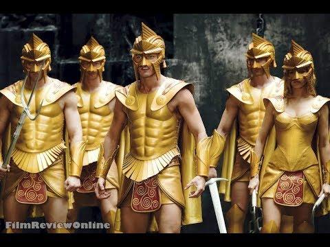 Война богов: Бессмертные (2011) HD смотреть онлайн (видео)