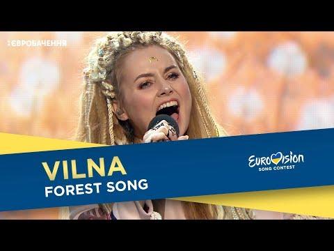 VILNA - Forest song. Перший півфінал. Національний відбір на Євробачення-2018 (видео)
