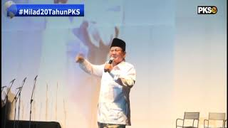"Download Video Prabowo Subianto ""PKS PUNYA TOKOH-TOKOH HEBAT"" #milad20tahunpks MP3 3GP MP4"