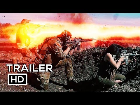 OCCUPATION Official Trailer (2018) Sci-Fi Movie HD