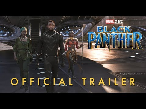 Marvel s Black Panther Official Trailer