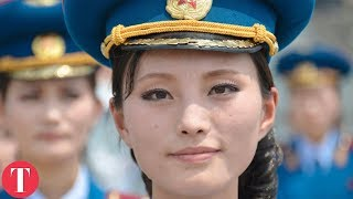 Video 10 Weird Jobs All Women MUST DO In North Korea MP3, 3GP, MP4, WEBM, AVI, FLV Desember 2018