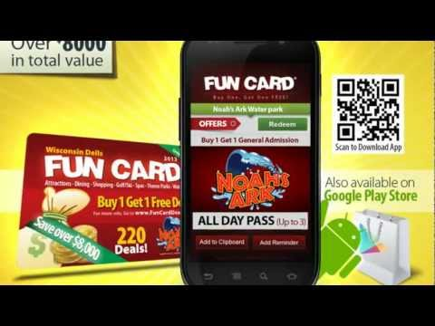 Video of Fun Card - Buy 1 Get 1 Free