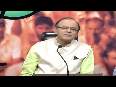 Free speech and nationalism do necessarily co-exist: Shri Arun Jaitley