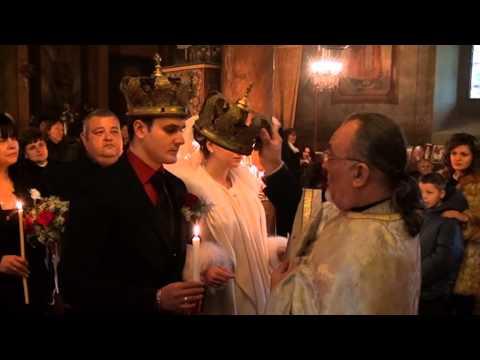 Сватбеният Ден на Полина и Петър