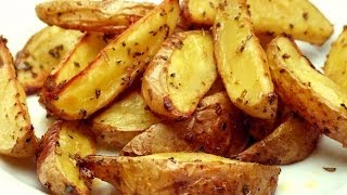 In this video we'll show you How to Bake Potato! A very healthy and delicious recipe from Easy Turkish Recipes! These potatoes are not fried but still as ...