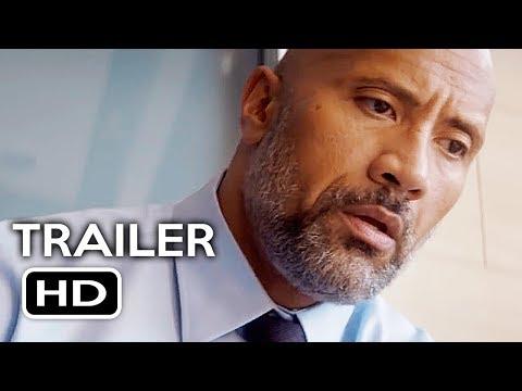 Skyscraper Official Trailer #1 (2018) Dwayne Johnson, Pablo Schreiber Action Movie HD