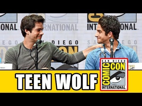 TEEN WOLF Comic Con 2017 Panel - Final Season News & Highlights