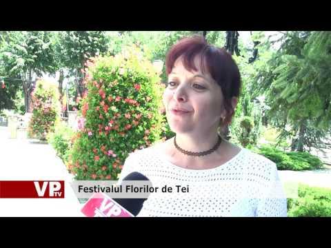 Cornu vă așteaptă la Festivalul Florilor de Tei