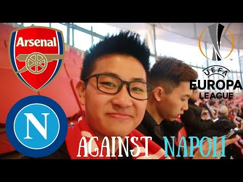 Arsenal 2-0 Napoli - RAMSEY AND TORREIRA THRIVING - Match Day Vlog