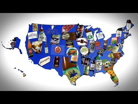 The One Beer You Should Drink in Every State