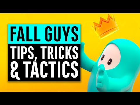 Fall Guys Ultimate Tips and Tricks (Free on PS+)