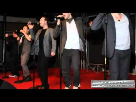 The Greatest Take That Tribute - 25th February 2011 - Savill Court Hotel and Spa