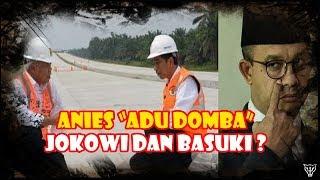 Video Lewat Ruas Jalan Tol, Anies Adu Domba Jokowi dan Basuki? MP3, 3GP, MP4, WEBM, AVI, FLV Mei 2019