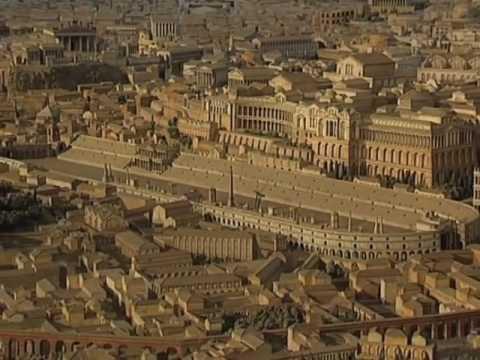 Der Bau des kaiserlichen Roms (1/2)