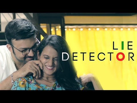 LIE DETECTOR - Fully Originals | Amit Bhargav, Sriranjani | Tamil Short Film