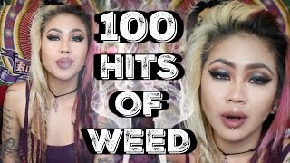 100 HITS OF WEED by Kimmy Tan