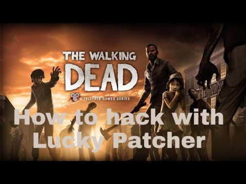 How to hack The Walking Dead Season one | The Walking Dead | Lucky Patcher hack | Md. Aveez Gaming
