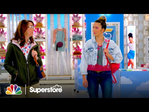 Cheyenne Actually Loves Carol - Superstore