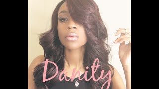 DANITY WIG(COLOR 99J)1st DANITY WIG REVIEWhttps://www.youtube.com/watch?v=wuEa0w8Ei8E 6 MONTH UPDATE (DANITY)https://www.youtube.com/watch?v=oNToGQ7_6i4SISTAWIGS $24http://www.sistawigs.com/freetress-equal-synthetic-lace-front-wig-brazilian-natural-collection-lace-deep-invisible-l-part-danity-821090132064?search=danityHAIRSISTERS $24https://hairsisters.com/product/FREETRESS-EQUAL-SYNTHETIC-DEEP-INVISIBLE-L-PART-LACE-WIG-DANITY/5417?backToShopping=%2Fcategory%2FEntry-Point%2F0%3Fpage%3DWIGTYPES $24http://www.wigtypes.com/freetress_equal_synthetic_hair_lace_deep_invisible_l_part_lace_front_wig_danity.phpCHECK OUT SOME OF MY OTHER FAVORITE SUMMER 2K14 WIGSOUTRE ZENN:https://www.youtube.com/watch?v=ME2q0...SENSATIONNEL CUSTOM LACEFRONT STRAIGHT:https://www.youtube.com/watch?v=232J8...SENSATIONNEL CUSTOM LACEFRONT LOOSE DEEP:https://www.youtube.com/watch?v=3Vq_L...SUBCRIBE to my channel for more FAB finds and BEAUTY videos!!!FOLLOW me on INSTAGRAM if you wanna see me in full action@kiyazpinkpearlzFor any business inquires contact me directly @ jakaiyawalker@yahoo.comThank you dolls KISSES