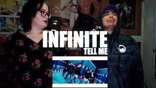 Download Lagu Infinite - Tell Me MV Reaction [JREKML] Mp3