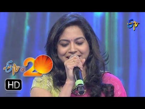 Mano-Sunitha-Performance--Dhedho-Bagundhe-Song-in-Sangareddi-ETV-20-Celebrations