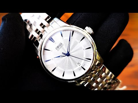Oris Aterlier Classic Date 0173376704031-0782177 - Thời lượng: 5:26.