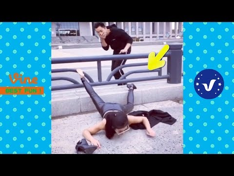Funny Videos 2017 ● People doing stupid things P30 (видео)