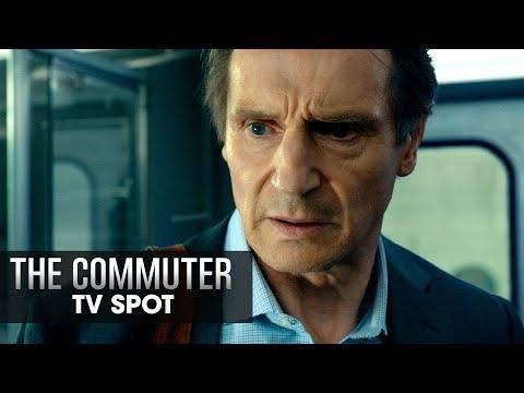 "The Commuter (2018 Movie) Official TV Spot ""Suspense"