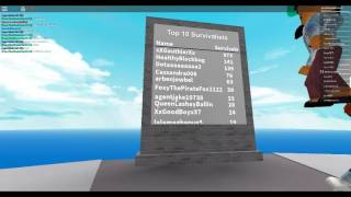 roblox natural disaster survival is it done yet?