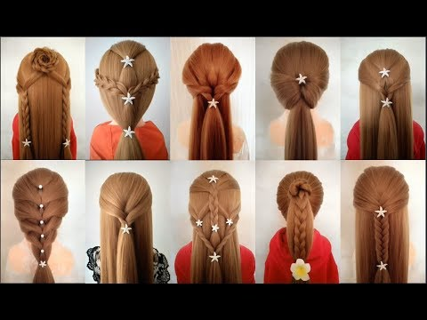 Short hair styles - Top 30 Amazing Hair Transformations  Beautiful Hairstyles Compilation  Best Hairstyles for Girls